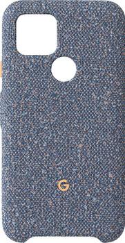 Official Google Pixel 5 Fabric Case Cover - Blue Confetti (GA02060)
