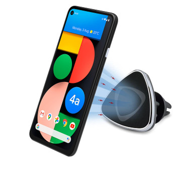 Air Vent Car Mount Magnetic Holder for Google Pixel 4a 5G