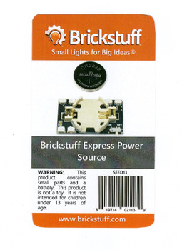 Brickstuff Express Power Source - SEED13