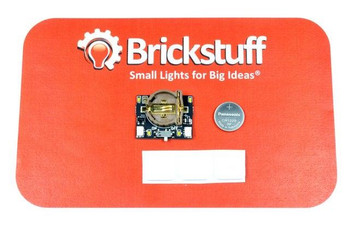 Brickstuff Express Mini Power Source with LEDs - SEED13S