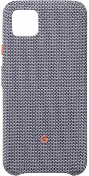 Official Google Pixel 4 Fabric Case Cover - Sorta Smokey (GA01281)