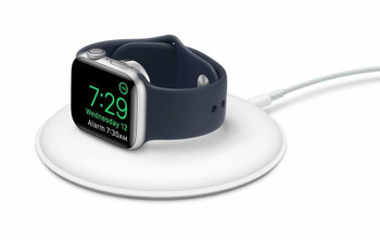 Official Apple Watch Magnetic Charger Dock Stand MLDW2ZM/A - White