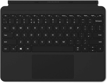 Official Microsoft Surface Go / Surface Go 2 Type Cover Keyboard UK QWERTY - Black