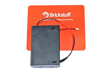 Brickstuff 3xAA Battery Pack for the Brickstuff LEGOLighting System - SEED01