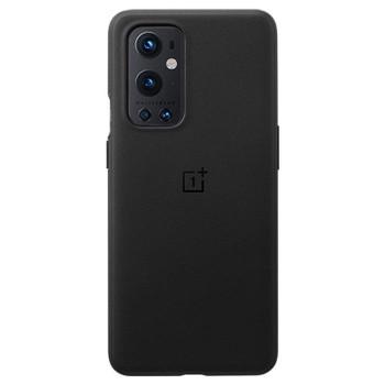 Official OnePlus 9 Pro Sandstone Black Bumper Case