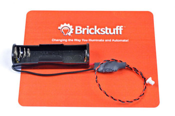 Brickstuff Mini 5V DC Power Source for the Brickstuff LEGOLighting System - SEED03