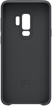 Official Samsung Galaxy S9+/S9 Plus Silicone Cover Case - Black