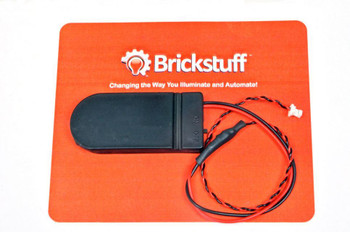Brickstuff Coin Cell Battery Pack with On/Off Switch for the Brickstuff LEGOLighting System - SEED04