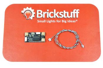 Brickstuff LEGO Power Functions Lighting Effect Controller Micro - PowerSpijk-S
