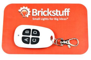 Brickstuff Extra RF Remote Transmitter - ACORN06RF-T
