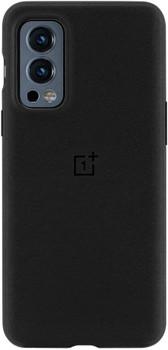 Official OnePlus Nord 2 5G Sandstone Black Bumper Case - 5431100253