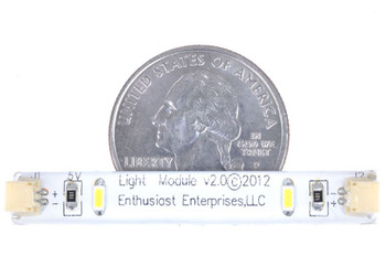 Brickstuff 2-Light Warm White LED Light Strips (10-Pack) - LEAF02-WW-10PK