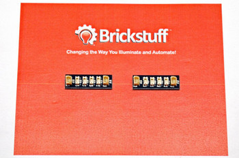 Brickstuff 4-Port Expansion Adapter Board with Micro Connectors (2-Pack) - BRANCH15