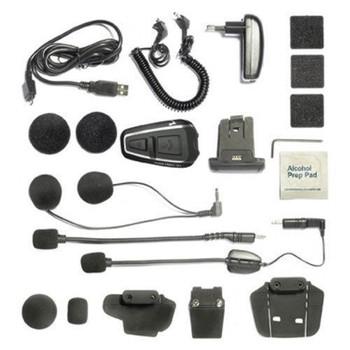 Cardo Scala Rider Q1 Teamset Motorcycle Bluetooth Headset - BTSRQ1T