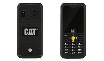 CAT B30 SIM-Free Mobile Phone (CB30-DSGE-E02-KBB)