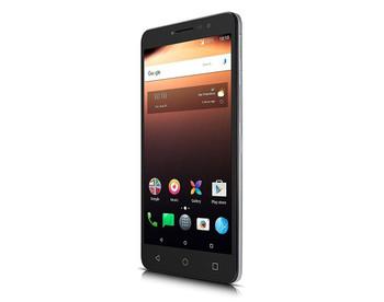 Alcatel A3 XL SIM Free UK Unlocked Smartphone - Sideral Grey / Silver (9008X-2AALGB1-1)