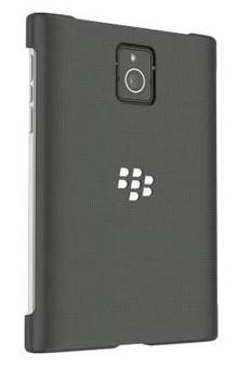 New Genuine BlackBerry Hard Shell Clip-On Case Cover for Blackberry Passport - Black