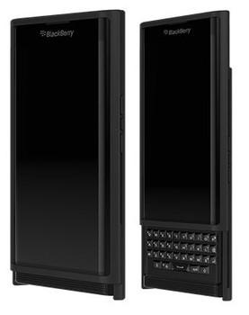 New Genuine Official BlackBerry Priv Slide-Out Hard Shell - Black