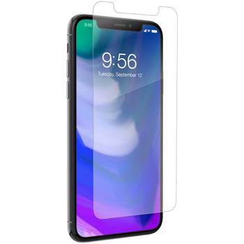Zagg InvisibleShield Glass+ Screen Protector for Apple iPhone X - Clear (200101013)