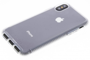 Genuine Official Tech21 Pure Clear Impact Case Cover for Apple iPhone X - Clear