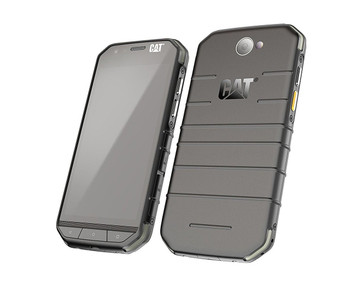 Caterpillar CAT S31 Rugged UK / EU SIM-Free Mobile Phone Smartphone - Black (CS31-DAB-EUR-KN)