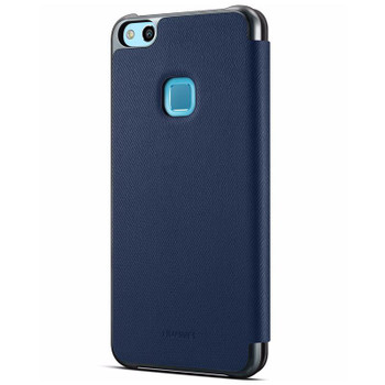 Genuine Official Huawei Flip View Cover Case for Huawei P10 Lite - Blue (51991908)