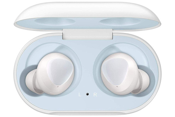 Samsung Galaxy Buds Wireless Bluetooth Earphones Headphones AKG - White