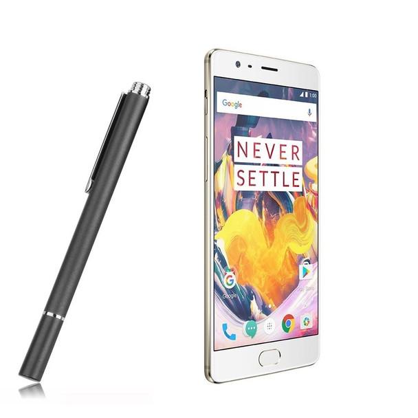 InventCase Premium Round Thin Tip Capacitive Disc Stylus Pen for OnePlus 3T