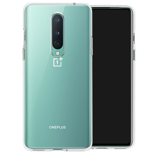 Official OnePlus 8 Bumper Case - Clear