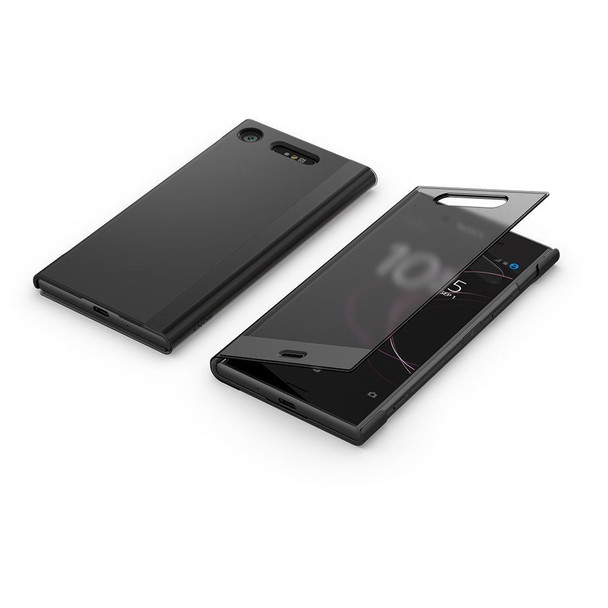 Official Sony Style Cover Touch SCTG50 for Sony Xperia XZ1 - Black