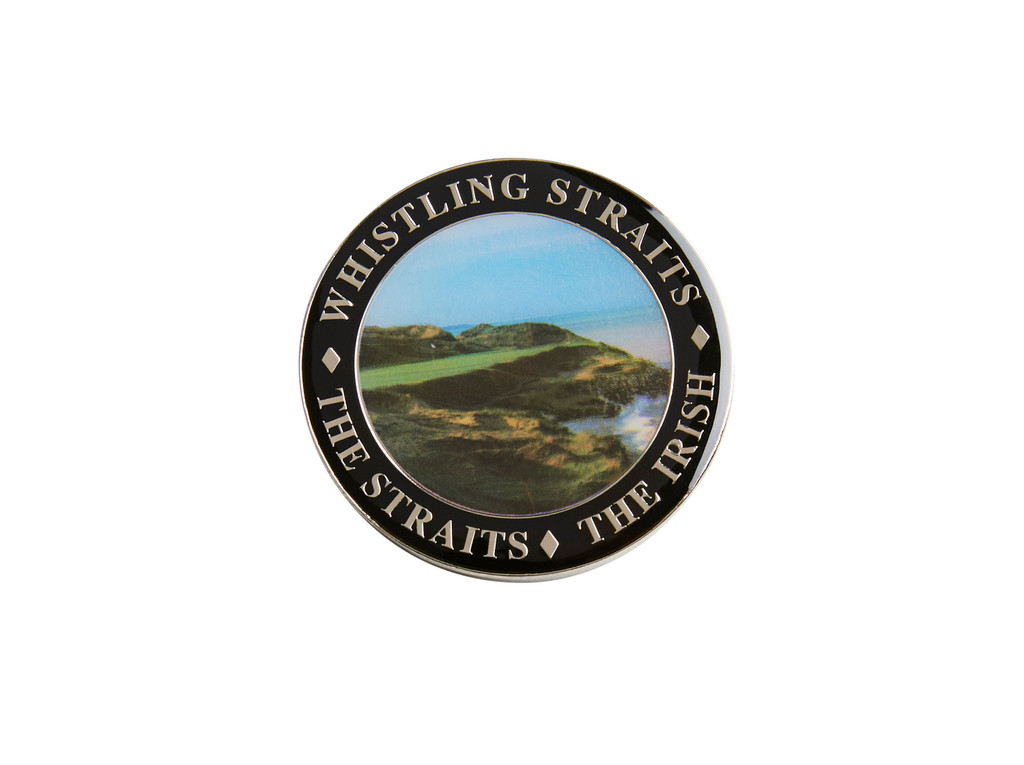 WHISTLING STRAITS COMMEMORATIVE COIN