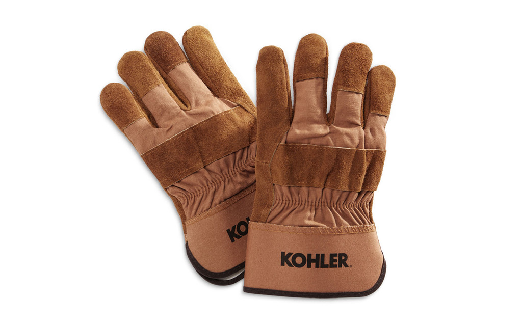 KOHLER® SUEDE AND LEATHER WORK GLOVES