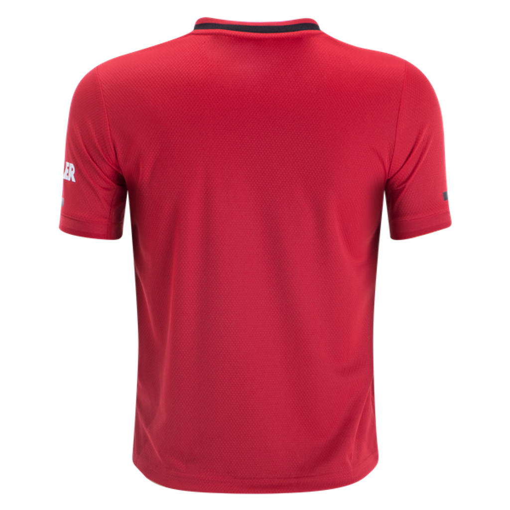 ADIDAS MANCHESTER UNITED YOUTH HOME REPLICA JERSEY 19/20