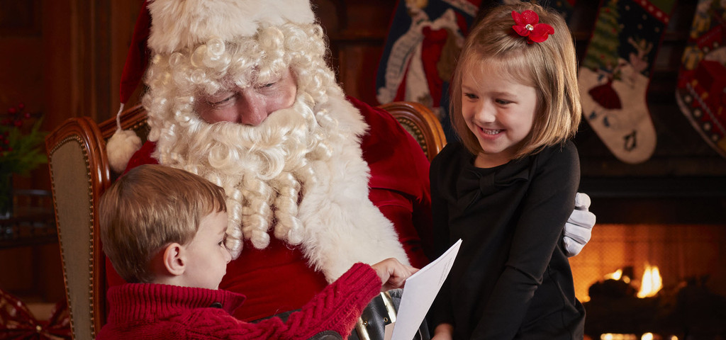 2019 BREAKFAST WITH SANTA-CHILD (AGES 4-12)