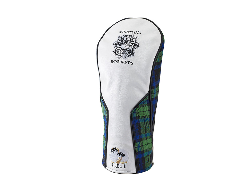 PRG DRIVER HEADCOVER. WHISTLING STRAITS  LOGO EXCLUSIVELY.  4 COLOR OPTIONS.