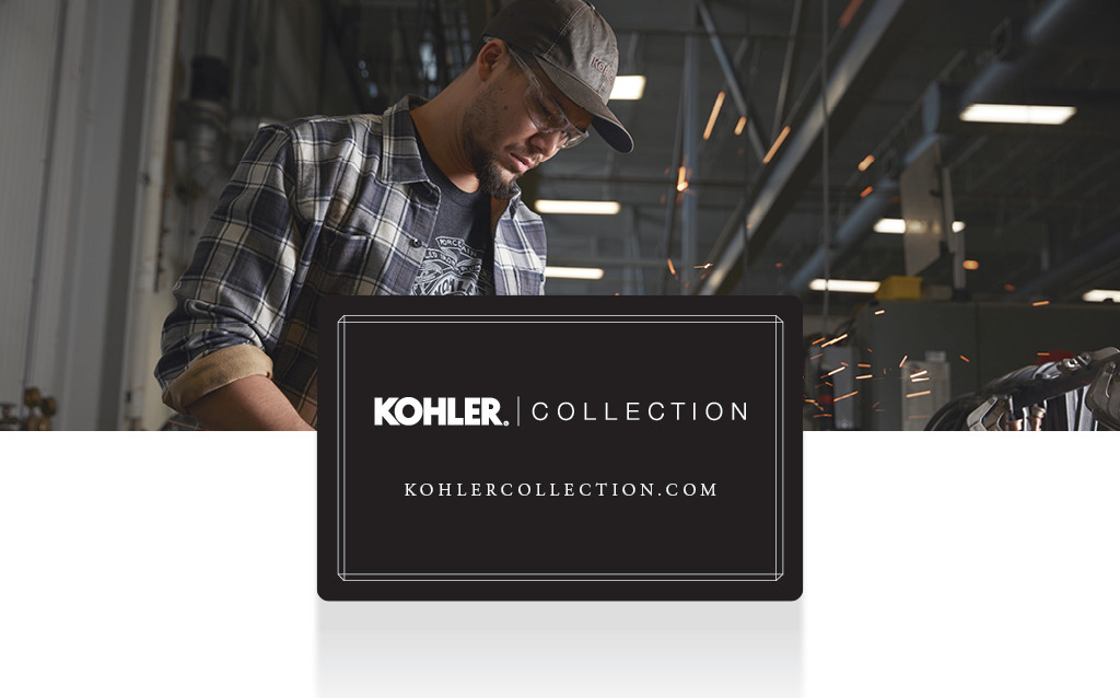 KOHLERCOLLECTION.COM GIFT CARD