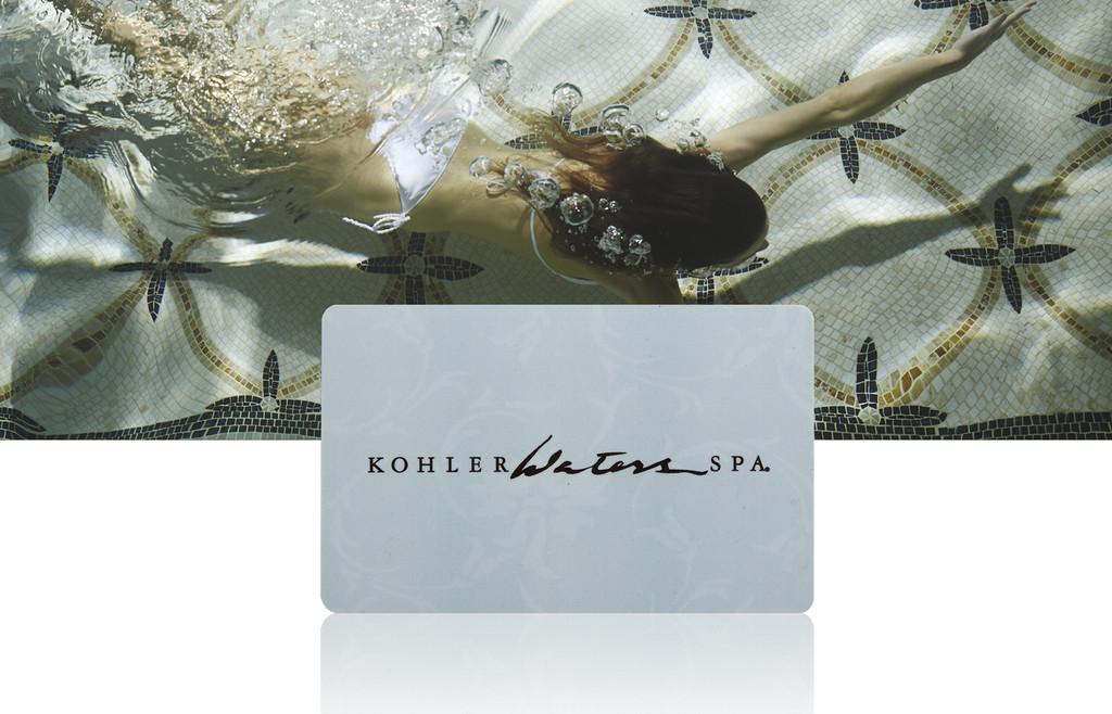 Kohler Waters Spa Gift Card