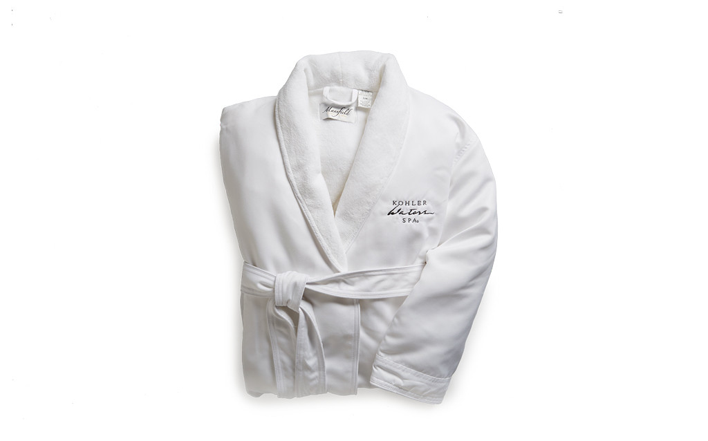 save off uk cheap sale official photos KOHLER WATERS SPA ROBE. 3 COLOR OPTIONS.