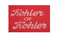 MEN'S KOHLER OF KOHLER T-SHIRT. 2 COLOR OPTIONS.