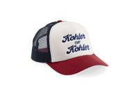 KOHLER OF KOHLER EMBROIDERED HAT