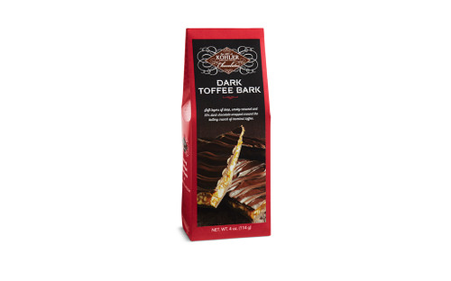TOFFEE BARK-SMALL BAG,DARK BARK