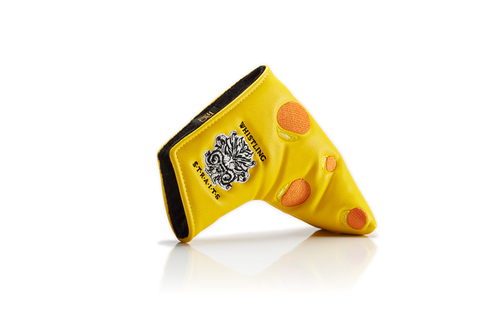 CHEESE PUTTER COVER, WHISTLING STRAITS LOGO EXCLUSIVELY
