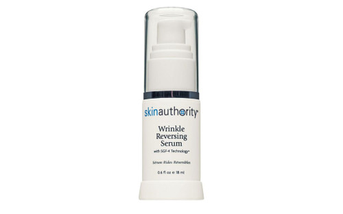 SKIN AUTHORITY® 0.5 OZ  WRINKLE REVERSING SERUM