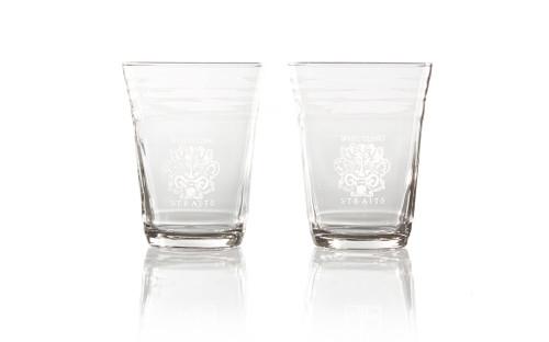 16 OZ PARTY SELECTION 16 OZ GLASSES. SET OF 2.