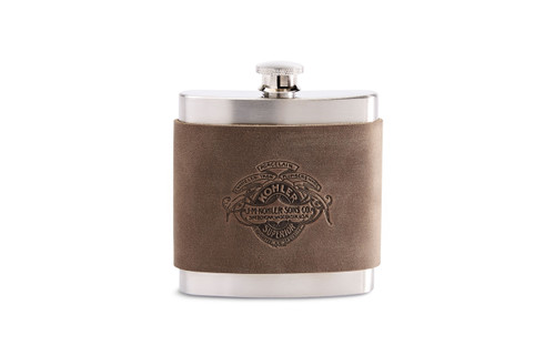 J.M. KOHLER SONS CO. 6 OZ. FLASK