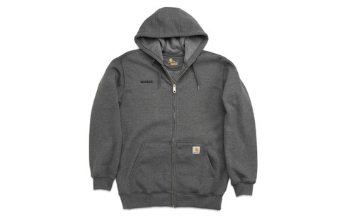 CARHARTT® HOODED ZIP FRONT SWEATSHIRT