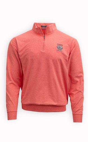 MEN'S TURTLESON®  SIRO QUARTER-ZIP PULLOVER.  WHISTLING STRAITS LOGO EXCLUSIVELY.  3 COLOR OPTIONS.