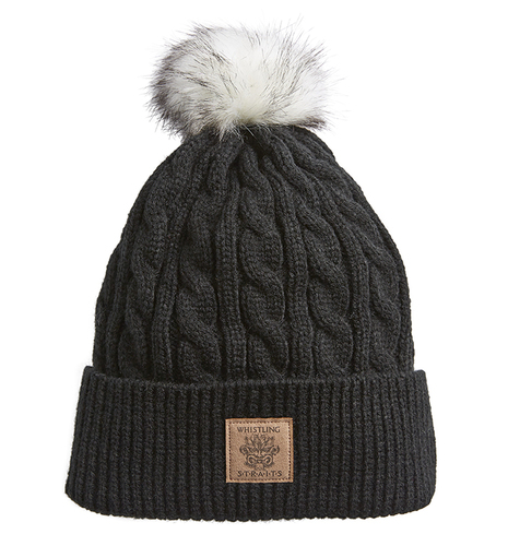 WOMEN'S KNIT HAT. WHISTLING STRAITS LOGO EXCLUSIVELY. 3 COLOR OPTIONS.