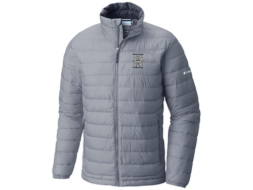 MEN'S COLUMBIA® POWDER LITE JACKET. WHISTLING STRAITS LOGO EXCLUSIVELY. 3 COLOR OPTIONS