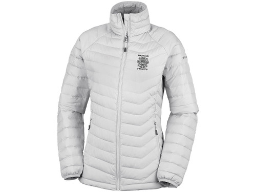 WOMEN'S COLUMBIA® POWDER LITE JACKET. WHISTLING STRAITS LOGO EXCLUSIVELY. 2 COLOR OPTIONS